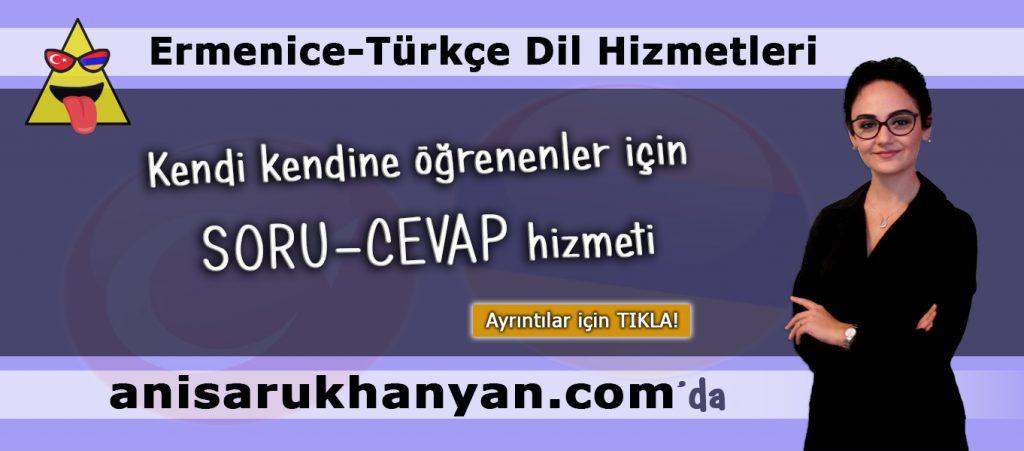 Ermenice Danışmanlık